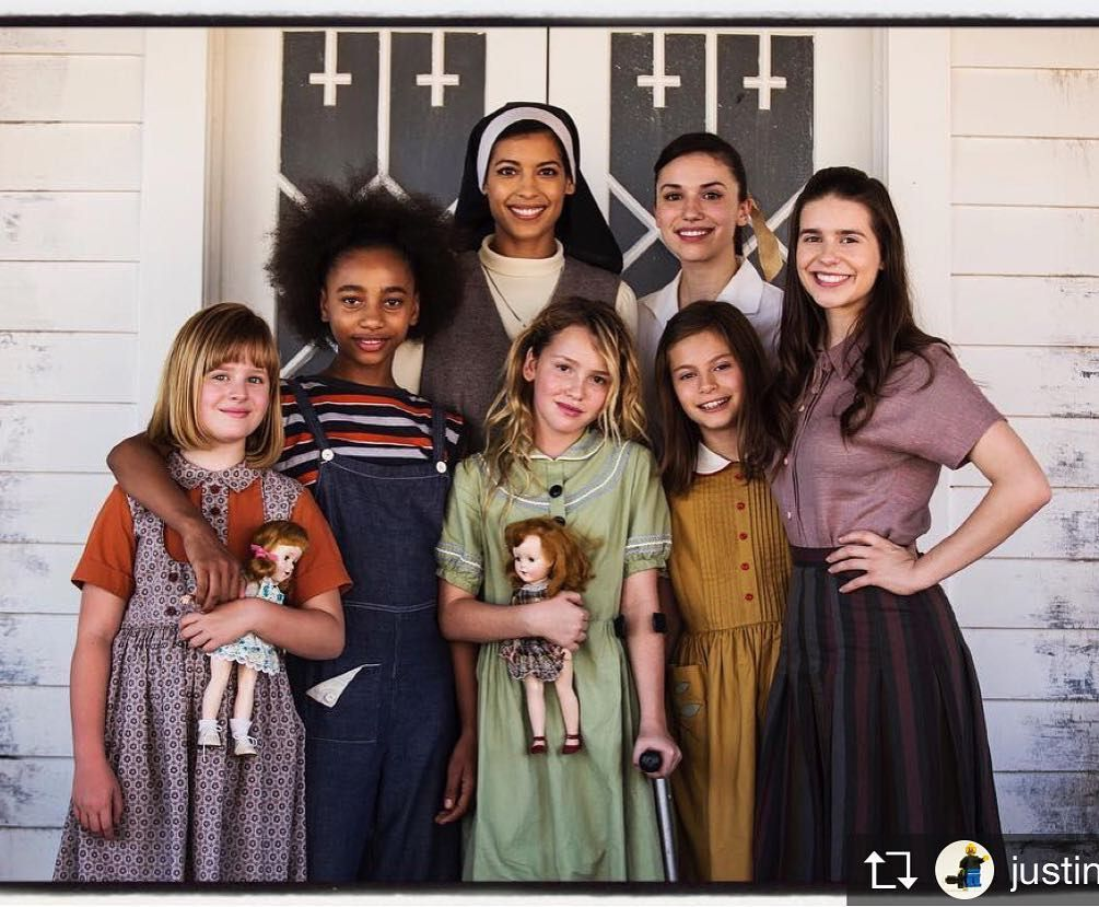 Talitha Eliana Bateman On Instagram One Big Happy Family
