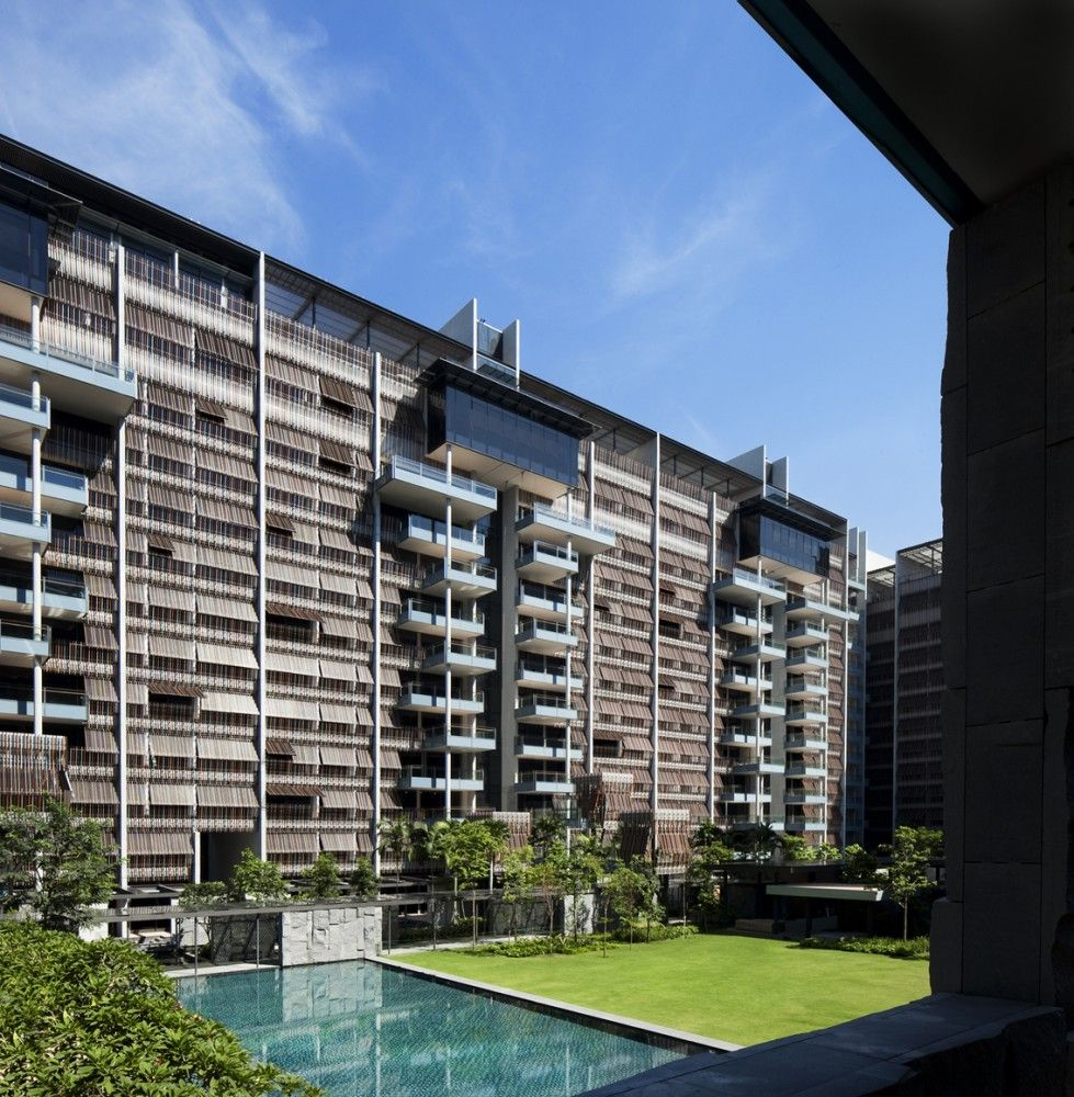 Apartments In Singapore: Gallery Of Goodwood Residence / WOHA - 8