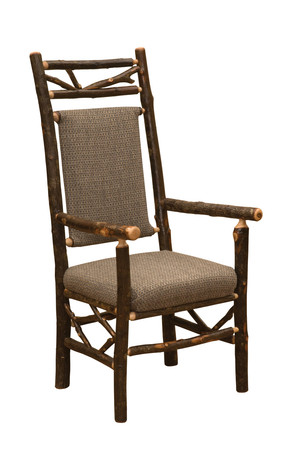 Hickory Twig Arm Chair | HOM Furniture