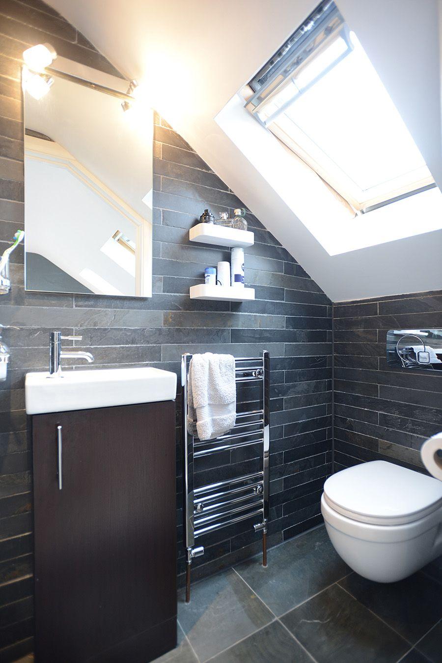 Loft bedroom with ensuite  Lewisham Park SE Loft Loft Conversions Project  BuildTeam