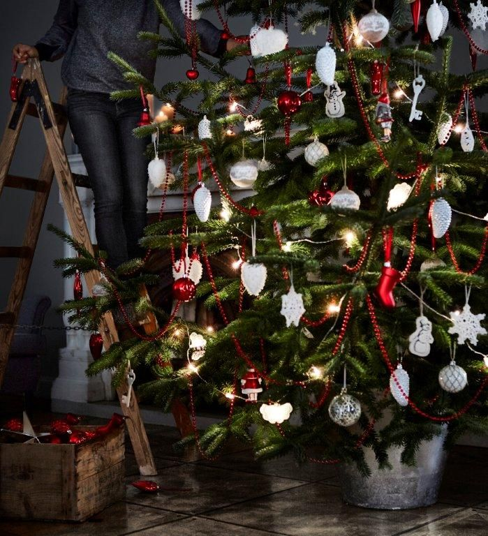 A perfect Christmas tree if you don\u0027t want to clean up fallen