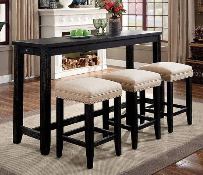 Get Terrific Pointers On Bar Tables Kitchen They Are Actually