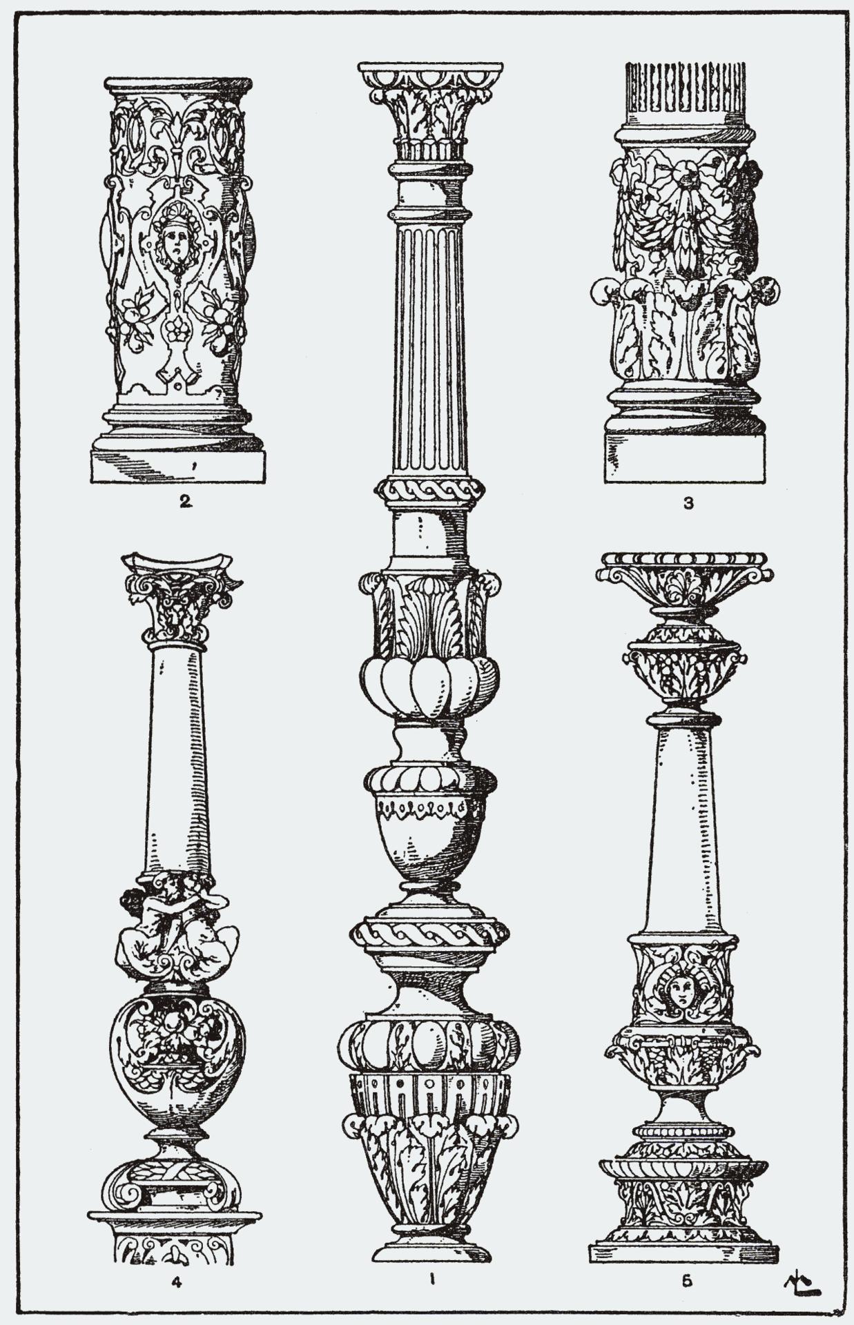 Category Meyer S Ornament Wikimedia Commons Temple Architecture Architecture Drawing Architecture Sketch