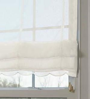 Sheer Roman Shade Windows Curtains With Blinds Roman