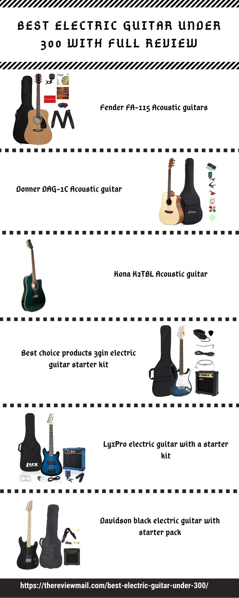 Best Electric Guitar Under 300 With Full Review In 2020 Cool Electric Guitars Black Electric Guitar Electric Guitar