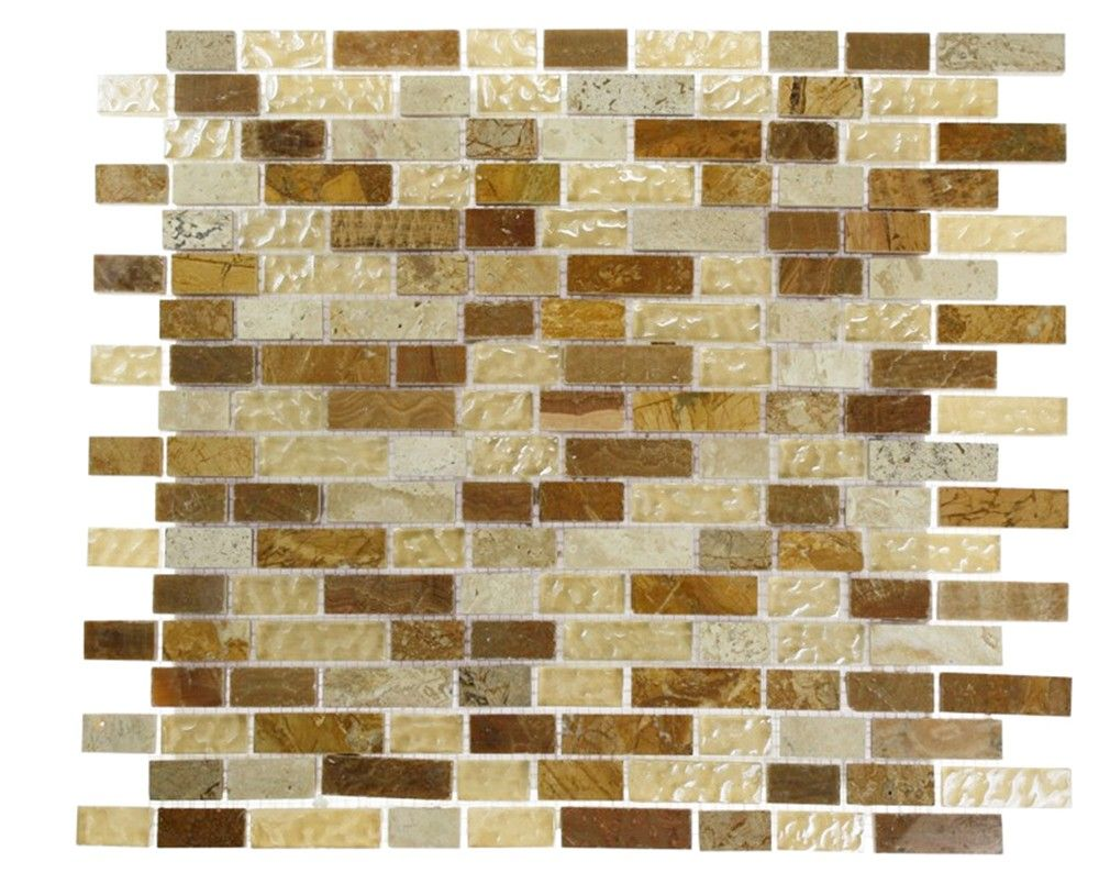 Alloy Canyon Blend 1 2 X Random Glass Marble Mosaic Tiles 15 50 Mosaic Flooring Mosaic Glass Marble Mosaic