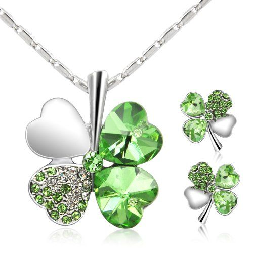 93d317148 World Pride Lucky Crystal Four Leaf C... (bestseller) | For Liz ...