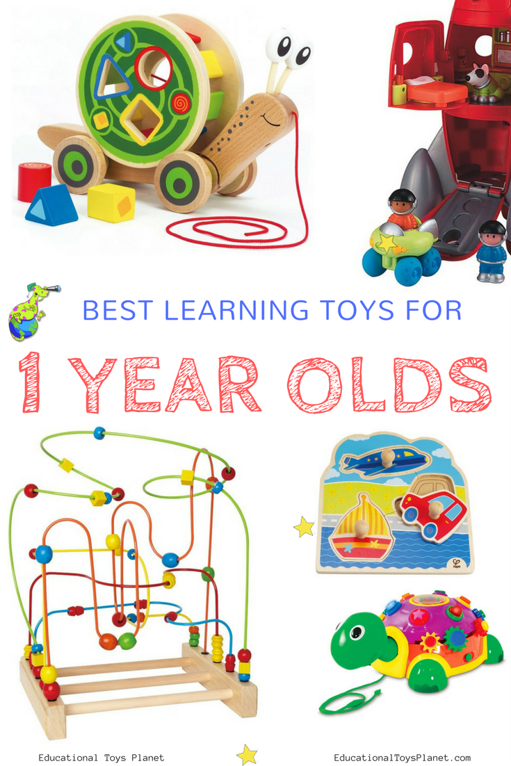 Bestes Lernspielzeug Fur 1 Jahrige Spielzeug Fur 1 Jahrige In 2020 Toys For 1 Year Old Learning Toys Baby Learning Toys