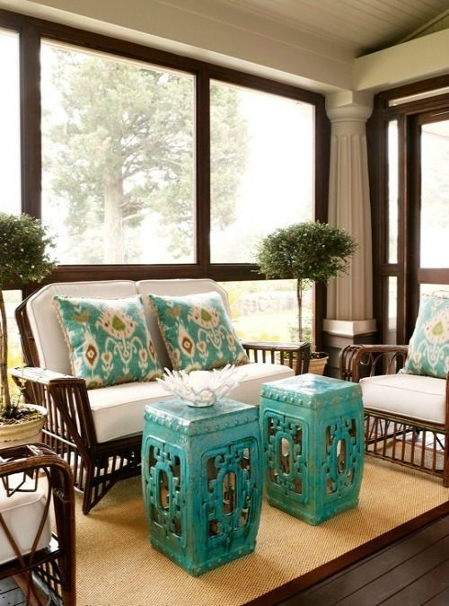 Covered Porch Paradise Adore Your Place