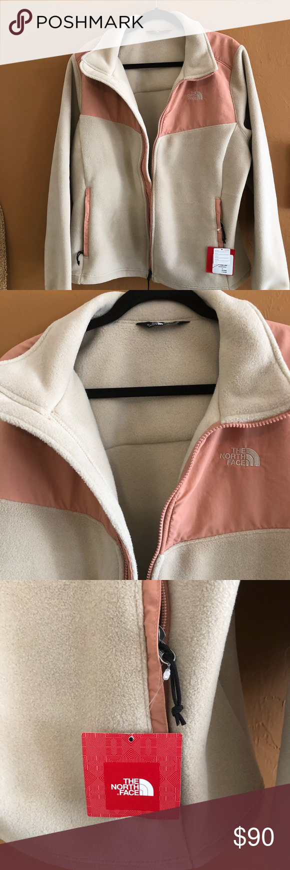 The North Face Fleece Jacket Xl North Face Fleece Jacket Fleece Jacket Womens North Face Fleece [ 1740 x 580 Pixel ]