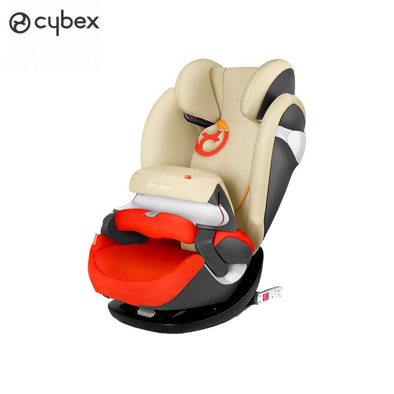 Safety Car Seat For Kids Cybex Pallas M Fix Group 1 2 3 9 Months To 12 Years Isofix Portable Side Protection 15 Car Seats Child Car Seat Baby Car Seats