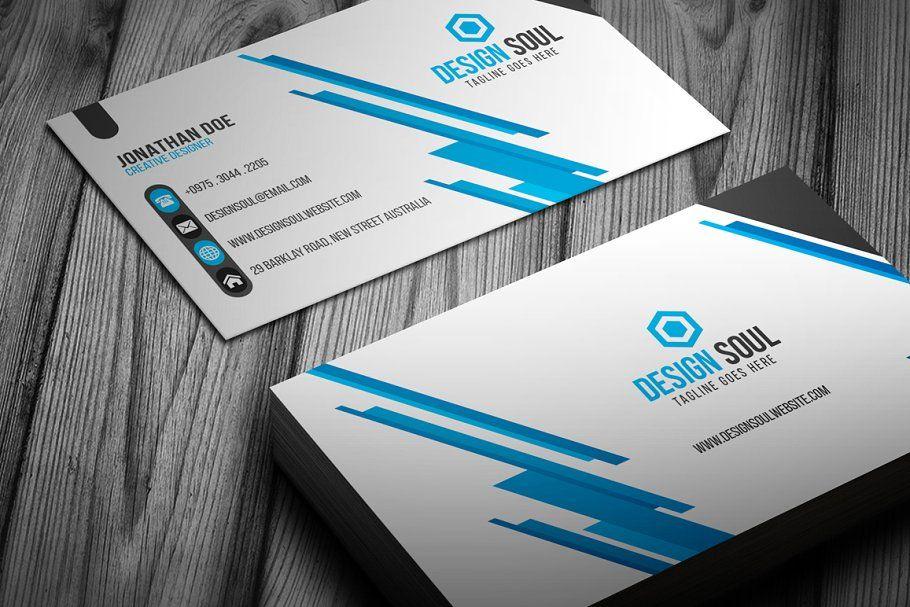 Corporate Business Card Corporate Business Card Corporate Business Business Card Template