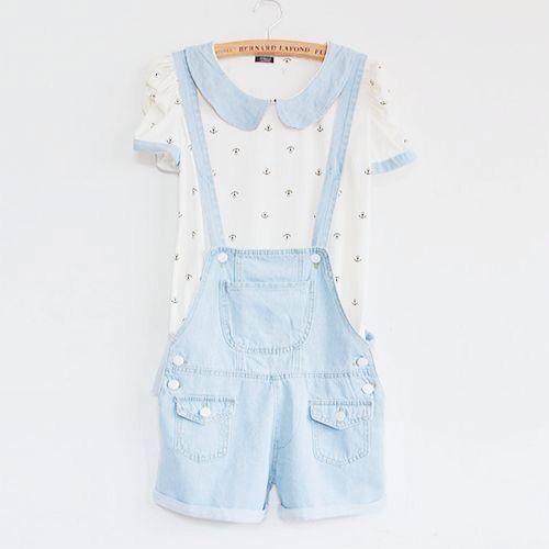 K Fashion ♧ | Kawaii clothes, Cute asian fashion, Korean