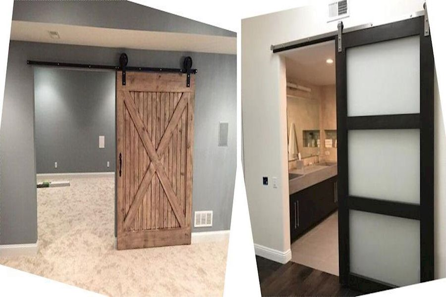 Interior Sliding Barn Doors For Sale Large Sliding Glass Doors House Sliding Doors House Barn Door Home