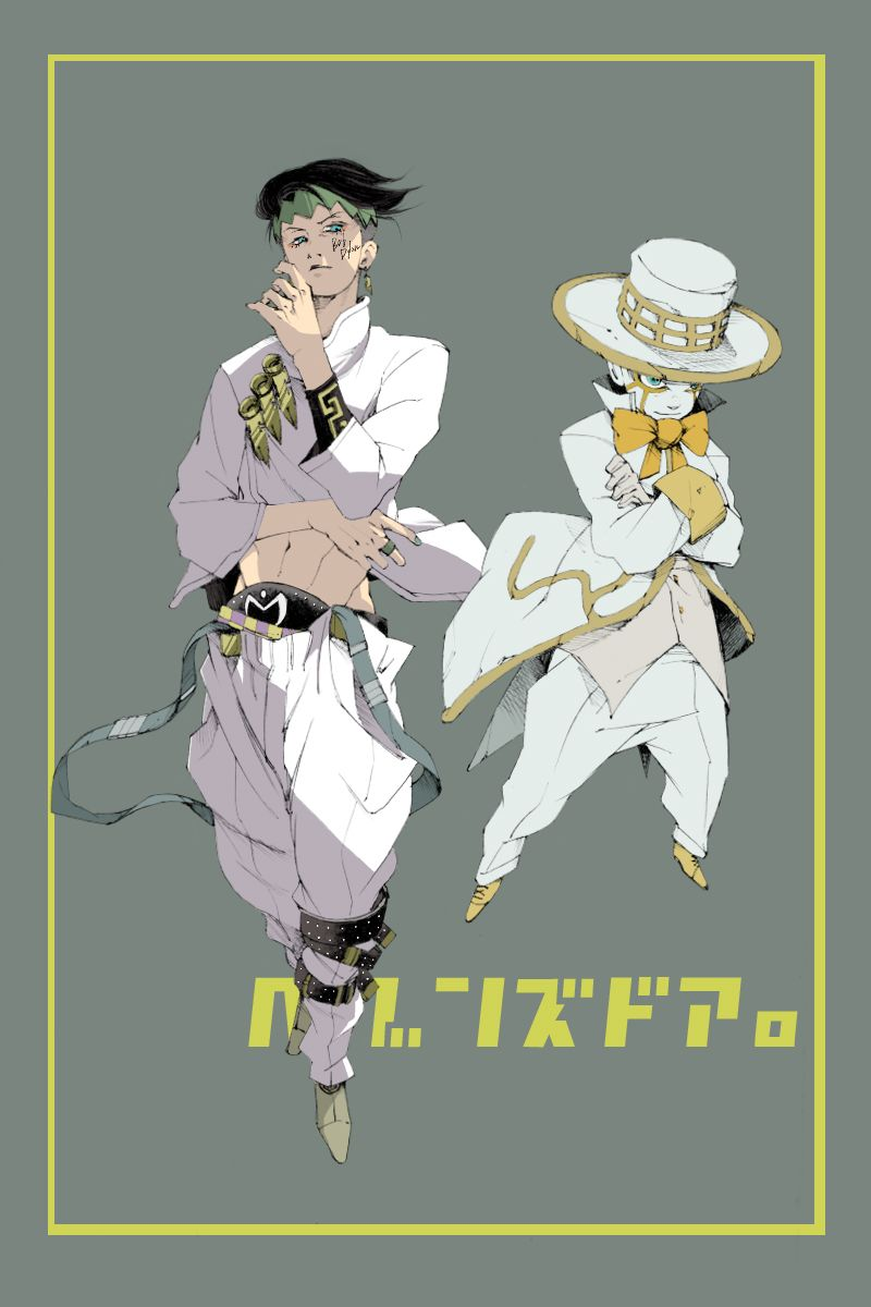 Tags: JoJo no Kimyou na Bouken, Kishibe Rohan, Pixiv Id 40439, Part 4: Diamond Is Unbreakable, Stand, Heaven's Door
