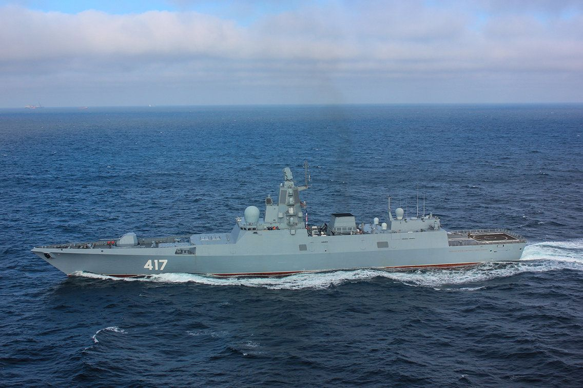 9 Photos Of Russia S New Stealth Frigate A Small Warship That S Much Better Armed Than The Us Navy S Lcs Navy Ships Warship Cruise Missile