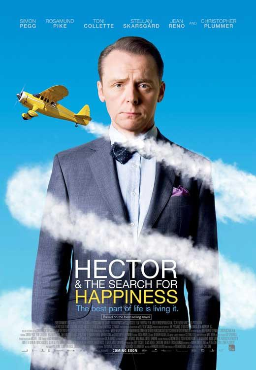 Hector And The Search For Happiness Canadian 11x17 Movie Poster