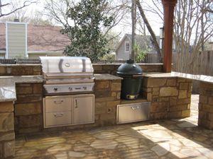 Round Rock TX Outdoor Kitchen Equipment   our yard   Kitchen ...