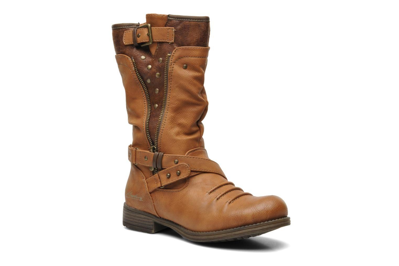 Shoes Boots Et OulgamarronBottines Mustang Chez wP80Onk
