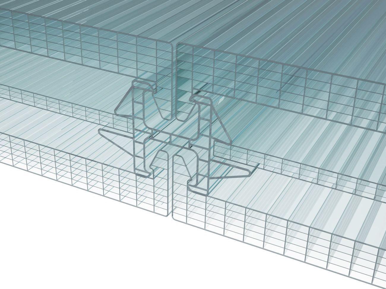 Architecture Polycarbonate Detail