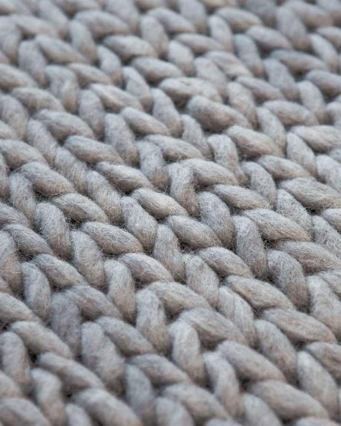 Teppich rund 200  Teppich Strickoptik | Rugs | Pinterest | Teppiche, Wohnen und Häuschen