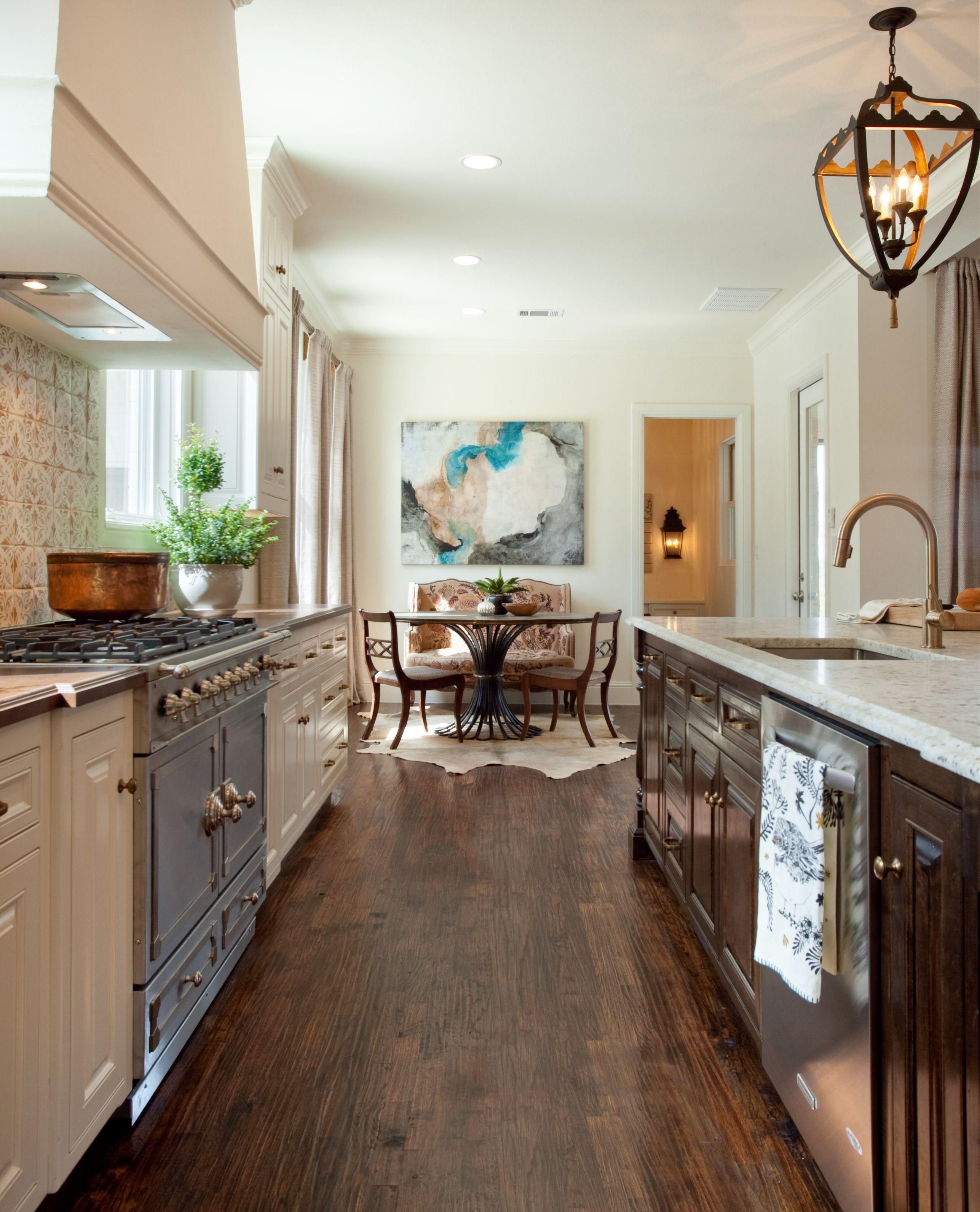 La Cantera Model Home Kitchen And Breakfast Nookopen Concept Magnificent Kitchen Model Design 2018