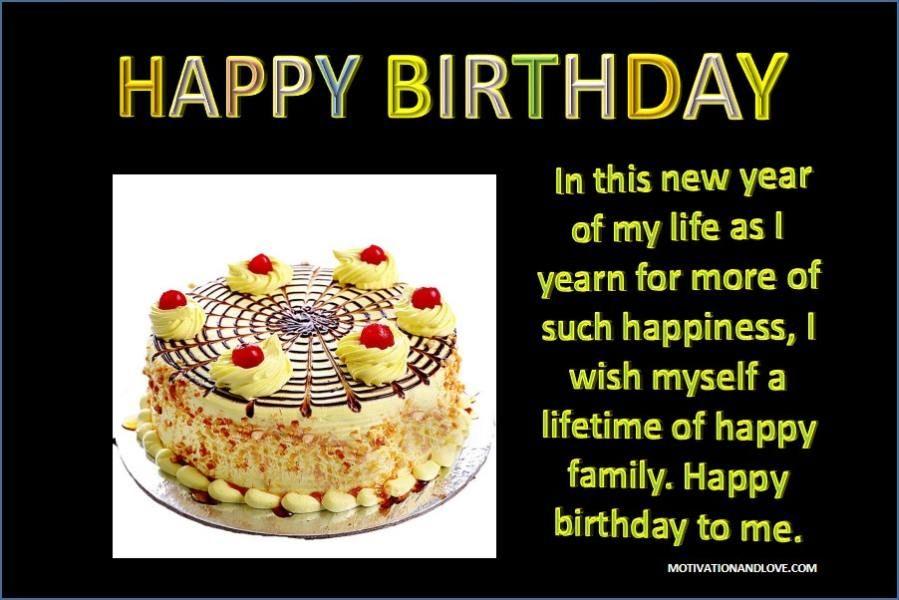 2019 Best Birthday Wishes For Myself Birthday Wishes For Myself Best Birthday Wishes My Birthday Pictures