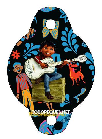 Kit Imprimible De Coco Disney Descarga Gratis Disney Party