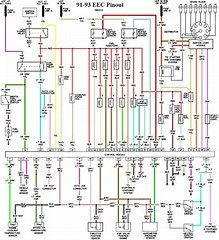 Image result for 1991 mustang wiring harness diagram ...