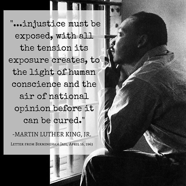 On this day in 1963, Martin Luther King, Jr. wrote his ...
