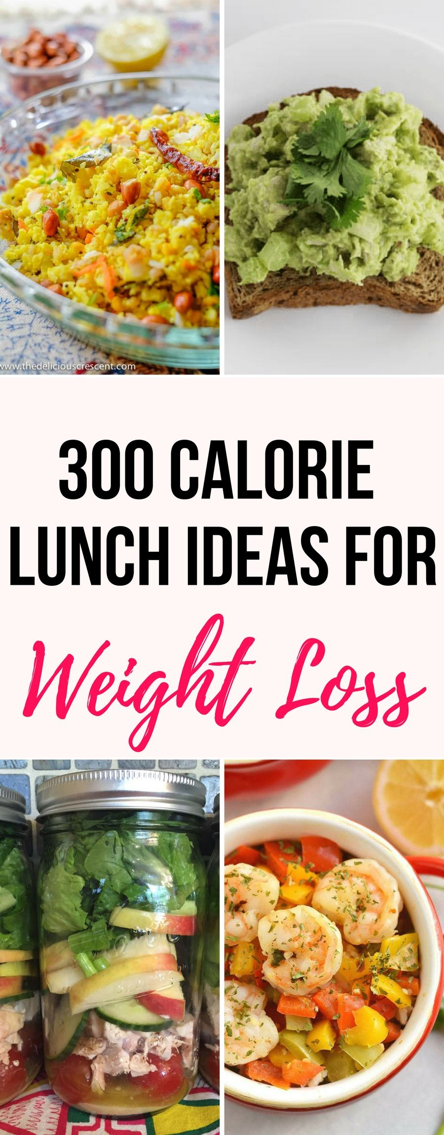 Great Meal Prep Ideas For Lunch Under 300 Calories