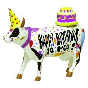 Cows Parade - Happy Birthday to Moo Cow
