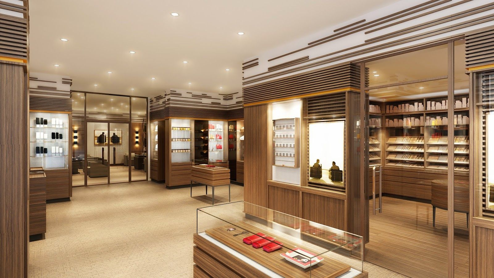 Pin by Winnie Shum on Retail | Cigar store, House styles, Cigars