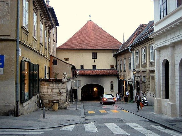 Old Town Gate Zagreb Zagreb Zagreb Croatia Croatia