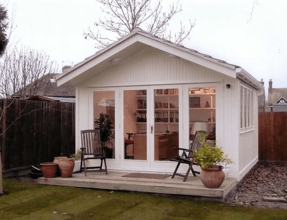 Have You Heard Of She Sheds Outside Pinterest She Sheds