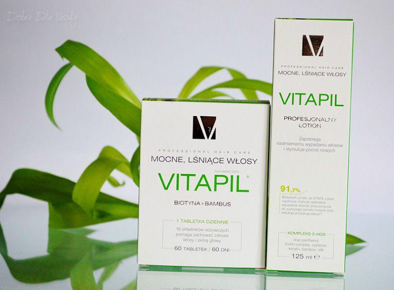vitapil przeciw wypadaniu włosów