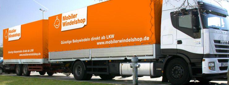 Mobel Boss Bielefeld 2017 Www Mobilerwindelshop De Windel Lkw Windel Baby Kind