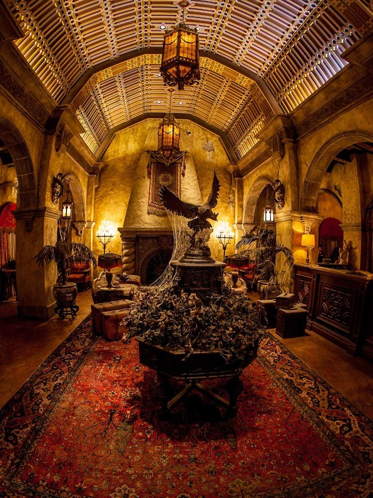 Inside the Hollywood Tower of Terror | Disney Vacation ...Inside Tower Of Terror