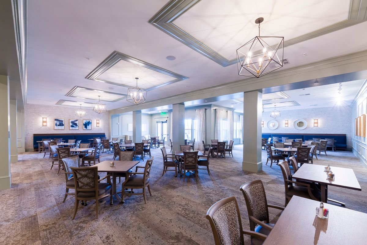 The Grove at Canopy is a senior independent living