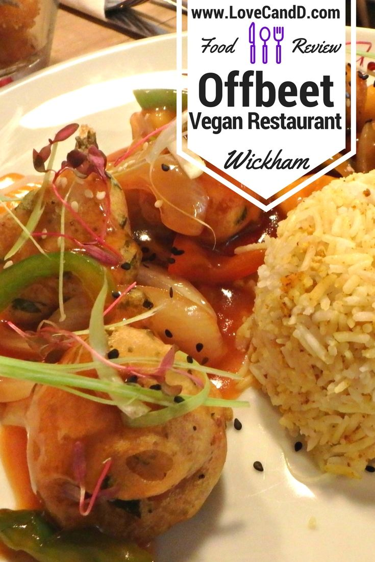 Offbeet Vegan Restaurant in Wickham, South England is a must try for #vegans and meat eaters alike. Check out this review from our visit.