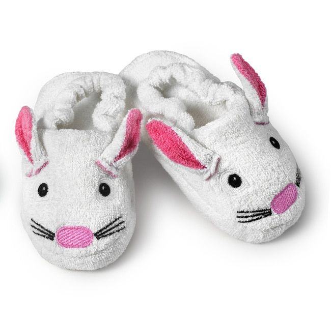 c9c39800fd0b children s bunny slipper after bath or bedtime