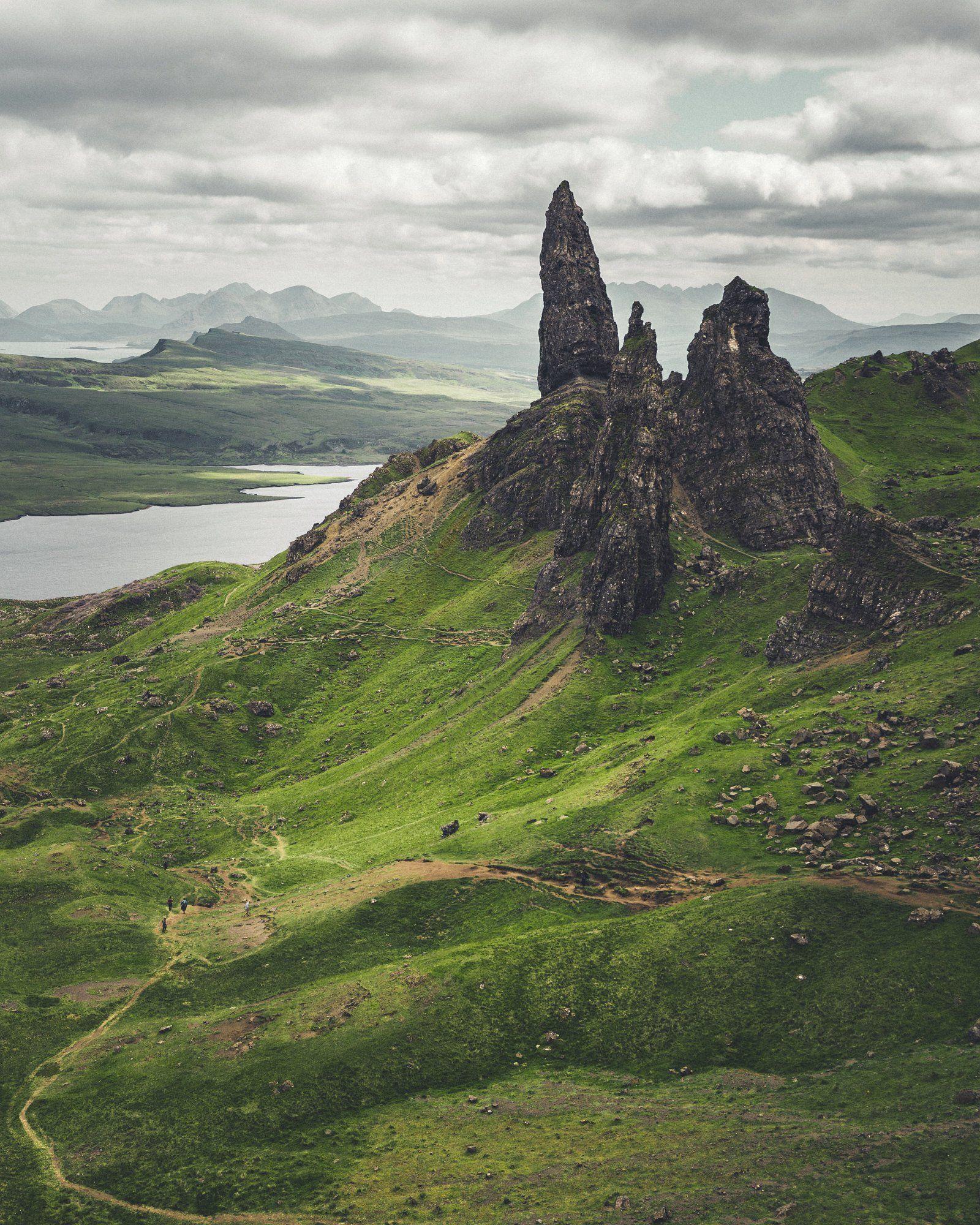 Old Man Of Storr Isle Of Skye Scotland Isle Landscapephotography Man Scotland Skye Storr In 2020 Scotland Landscape