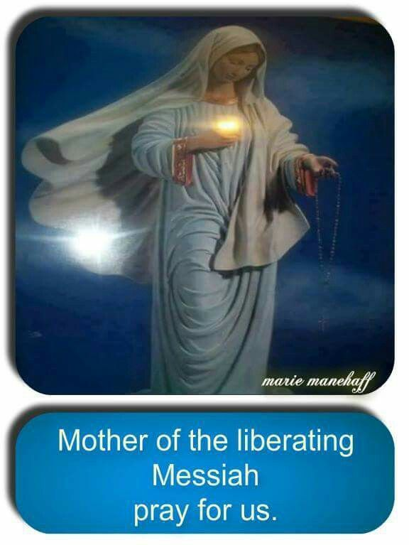Mother Mary, pray for us.