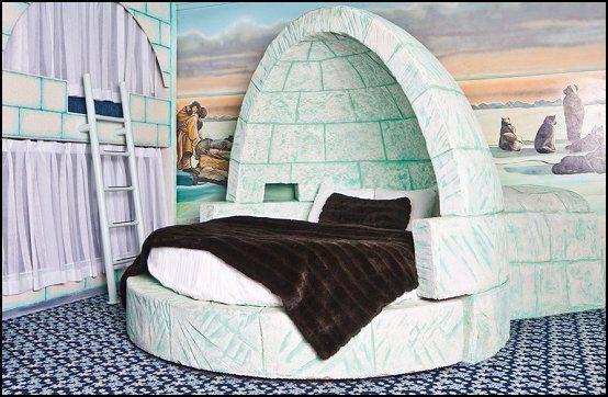 Arctic Theme Bedrooms Winter Wonderland Style