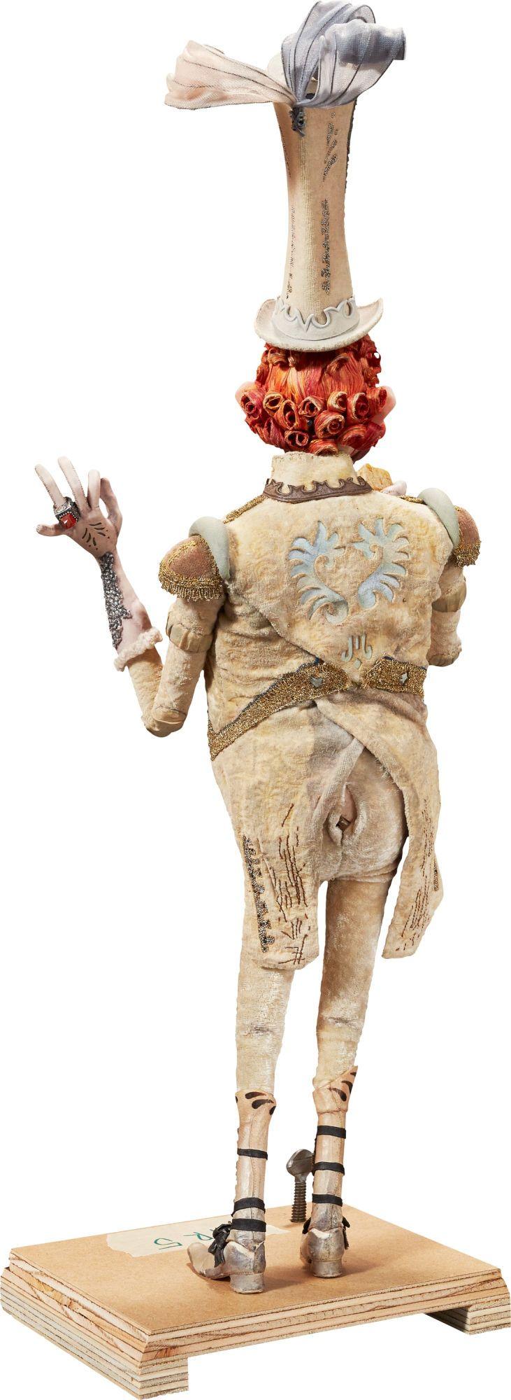 Animation Art:Puppet, The Boxtrolls Lord Portley-Rind Original Animation Puppet(LAIKA, 2014)....