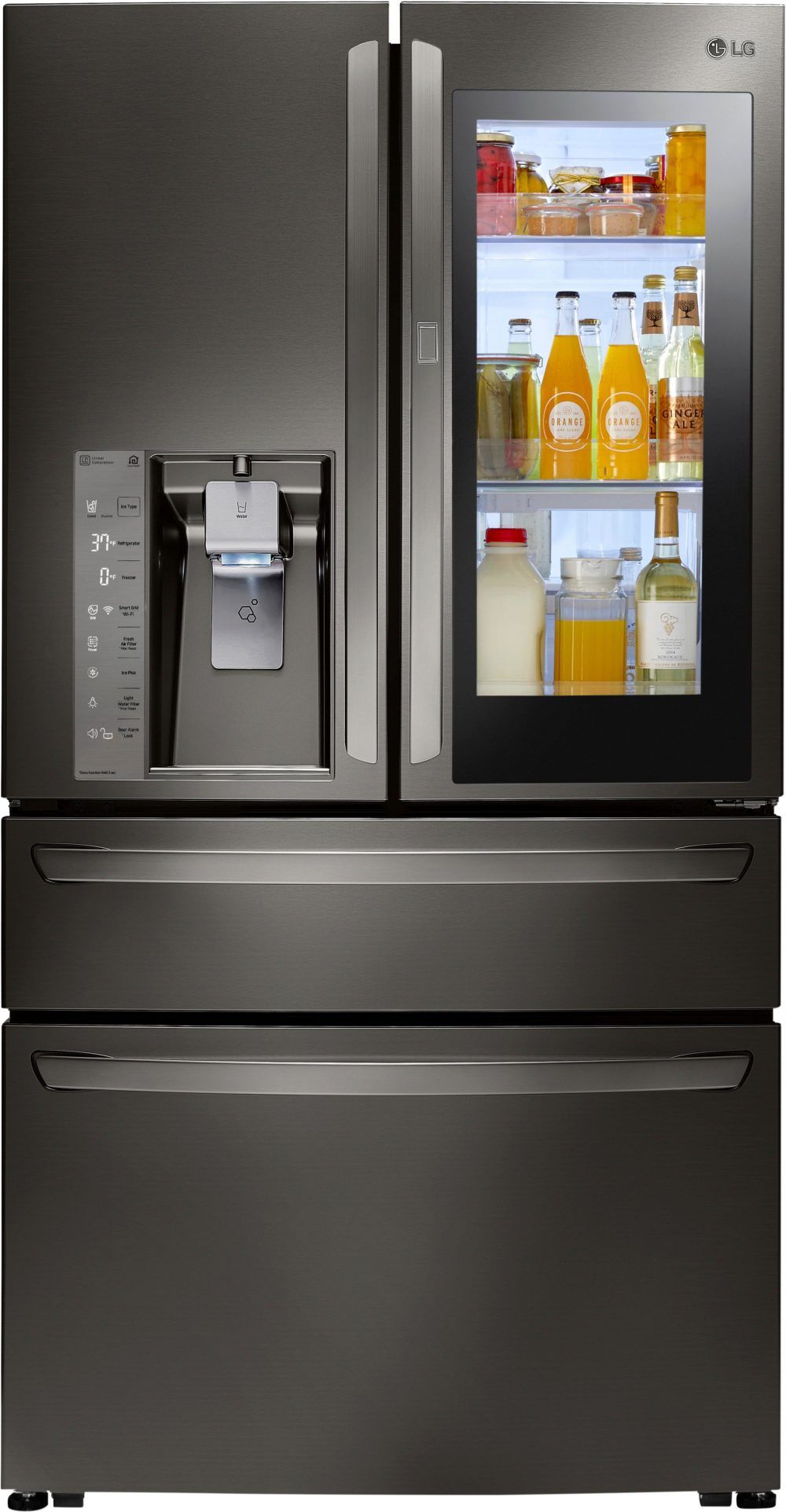 5 Reasons You Need The Lg Smart Instaview Fridge I 2020