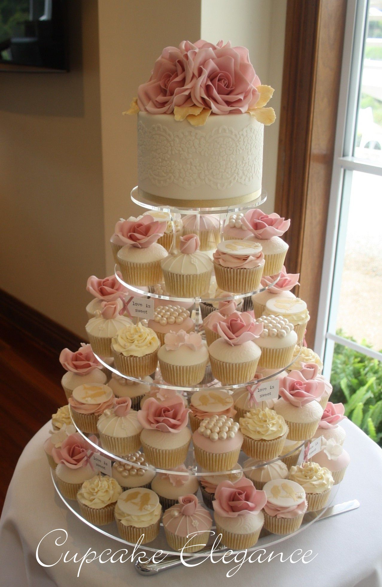 Wedding Cupcakes Make The Perfect Wedding Bonbonniere