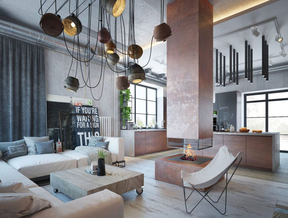 Here Are Some Pictures About Modern Home Decor Industrial