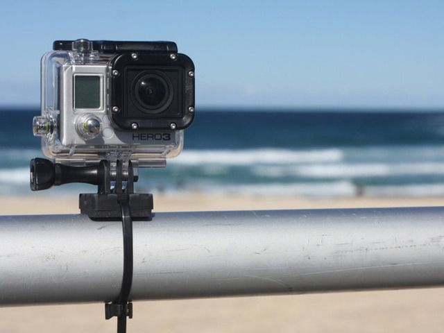 Zipmount. A Simple GoPro Mounting Solution. by Rob Brice ...