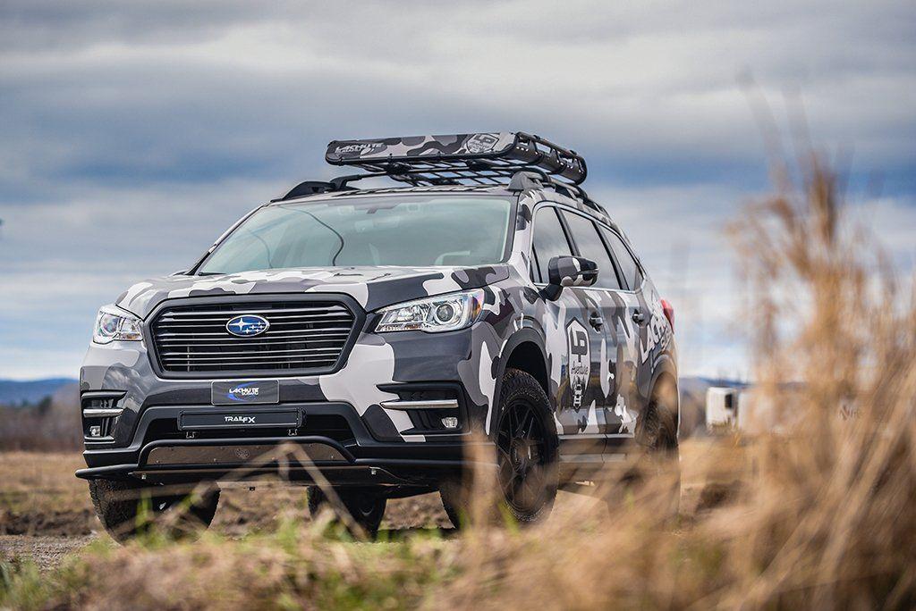 2019 Subaru Ascent / Lachute Subaru LP Aventure (With